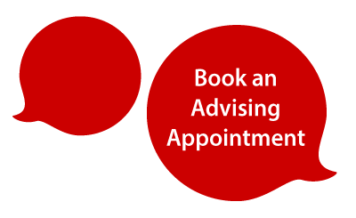 Book an advising appointment