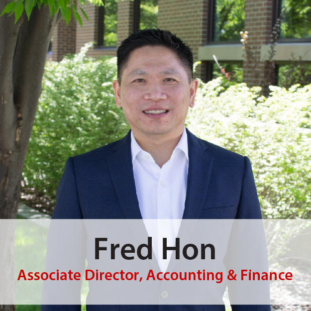Fred Hon, Associate Director, Accounting & Finance
