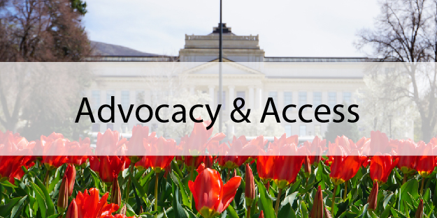 Advocacy and Access