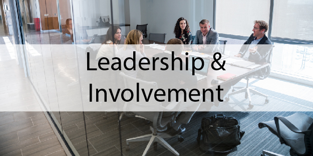Leadership and Involvement