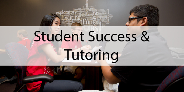 Student Success and Tutoring